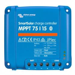 Régulateur MPPT 15A Victron Bluetooth