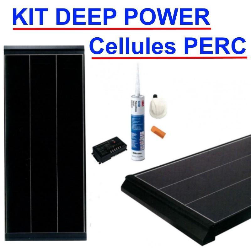 Kits solaires Monocristallins Deep Power VECHLINE
