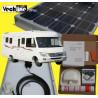 PANNEAU SOLAIRE CAMPINGCAR KIT 320W MPPT