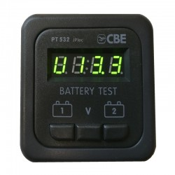 Test batterie PT532 CBE
