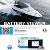 Battery viewer, gestionnaire de batterie Scheiber