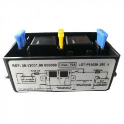 Coupleur séparateur de batterie avec sécurité tension basse 38.12001.00 SCHEIBER