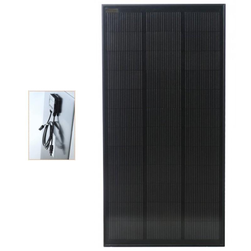 Panneau solaire Black Premium 100W BP12-100