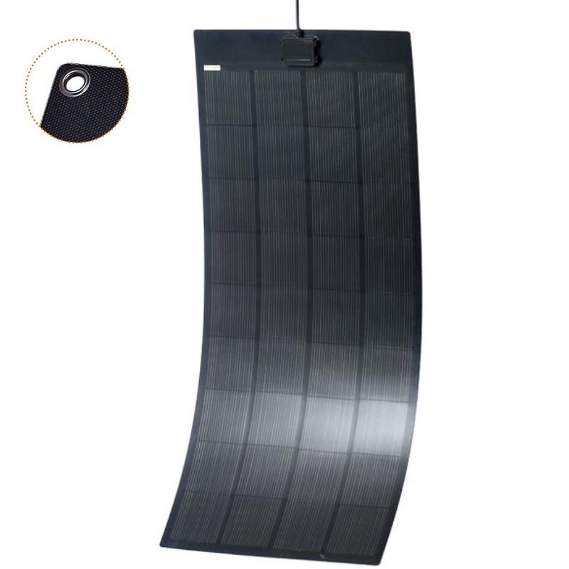 Panneau souple Black Premium Flex 200W