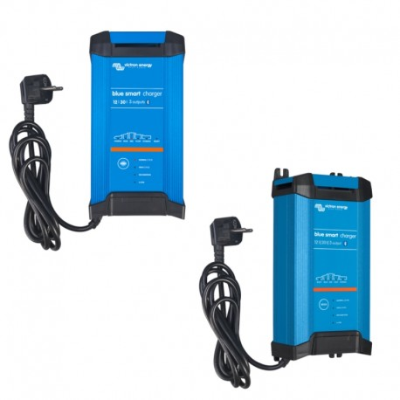 Blue Smart 12V 30A 3 sorties Victron IP22