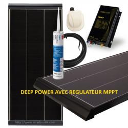 Kit solaire Deep Power 235W MPPT 15A