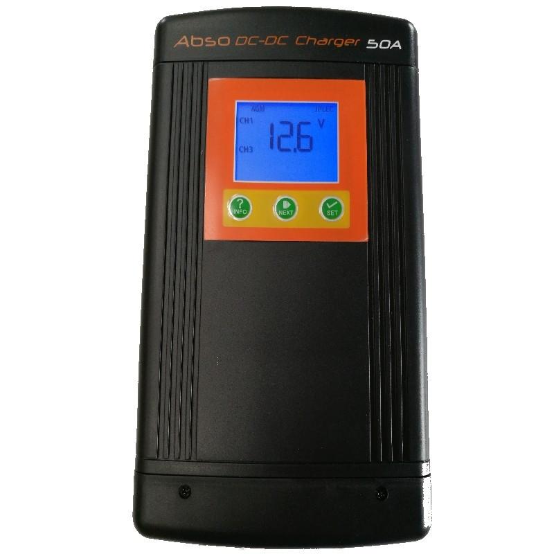 Coupleur Chargeur Booster 12 volts 50A MPPT800