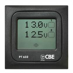 Tableau test batterie PT632 CBE