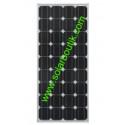 Panneau solaire 75w 12v monocristallin