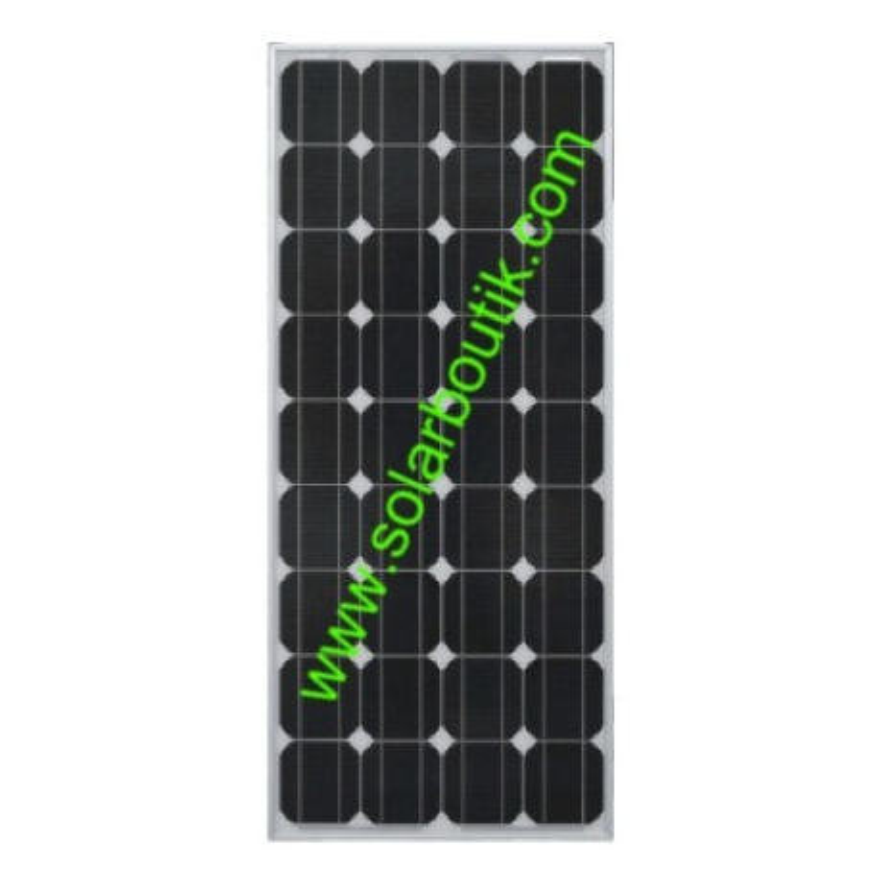 Panneau solaire 80w 12v monocristallin
