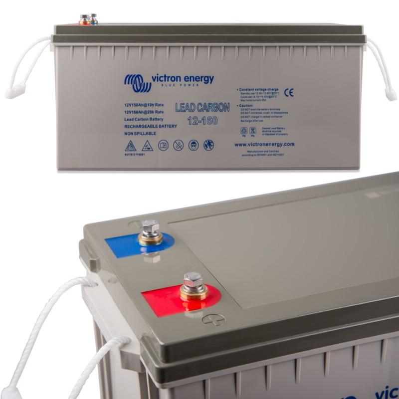 Batterie Plomb Carbone 12v 106Ah
