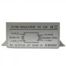 Filtre régulateur 13V 2.5A Scheiber 38.10710.00