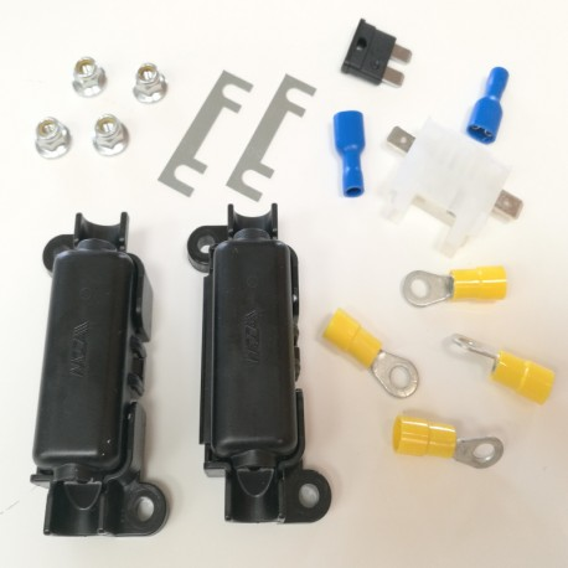 Kit fusibles avec cosses pour coupleurs de batteries