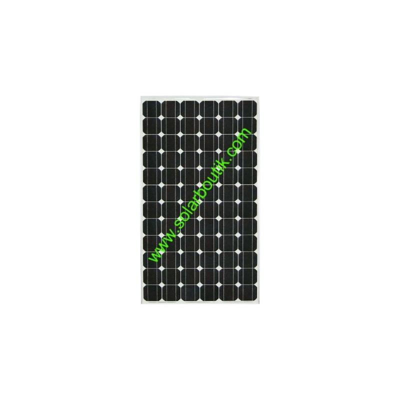 Panneau solaire 200w 24v monocristallin