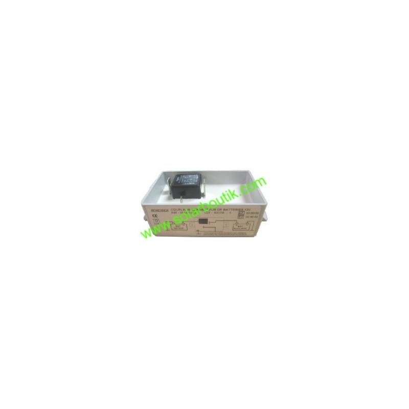 Séparateur de batterie 70A 300Ah 12v SCHEIBER