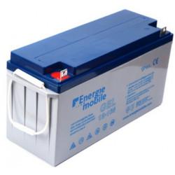 Batterie GEL 12v 150 / 165 Ah