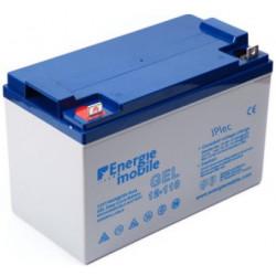Batterie GEL 12v 110 Ah