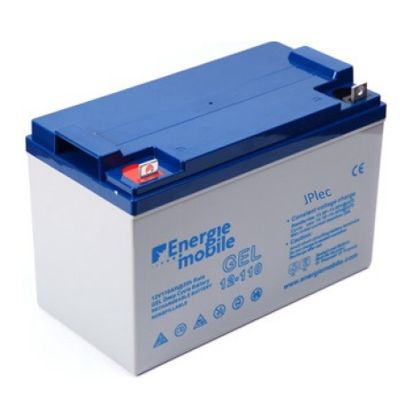 Batterie GEL 12v 100 / 110 Ah