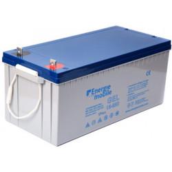 Batterie GEL 12v 200 / 220 Ah