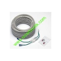 Kit Câble 3m RJ45 pour Controleur de batterie EXPERT PRO TBS