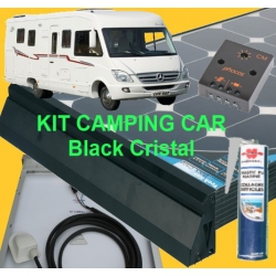KIT 170W MONOCRISTALLIN BLACK CRISTAL