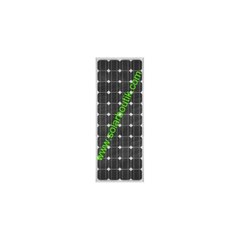 Panneau solaire 130w 12v monocristallin