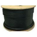 Câble souple 2 x 4 mm² Noirs