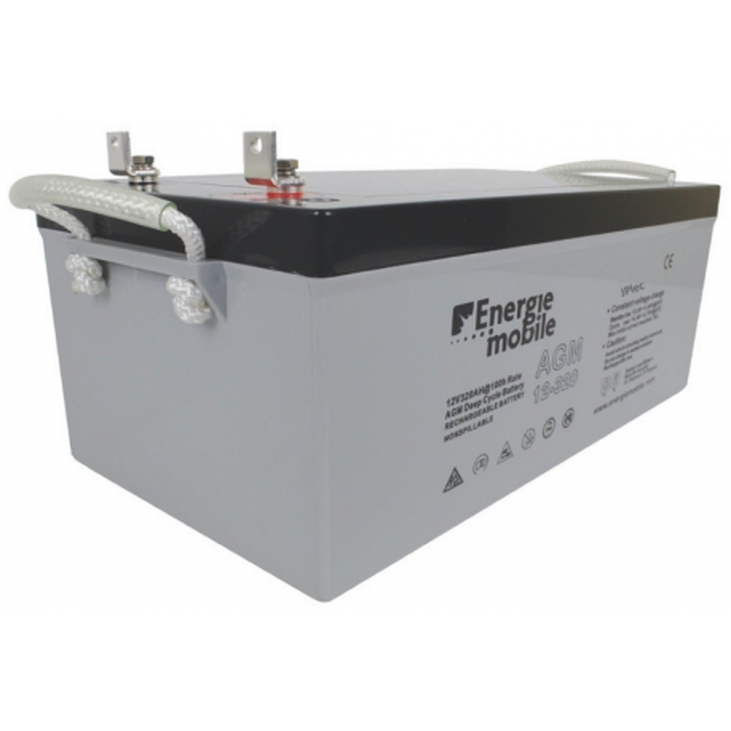 Batterie AGM 12v 260 / 320Ah