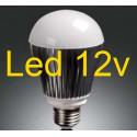 AMPOULE LED 12V 8 WATTS