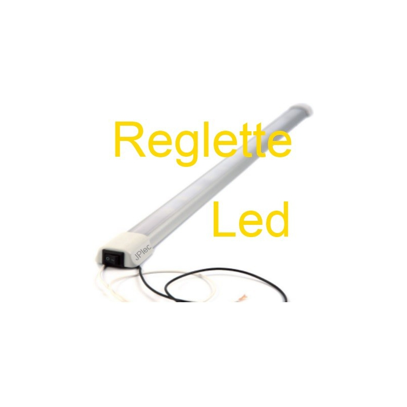 reglette led 12 volts 7 watts. Black Bedroom Furniture Sets. Home Design Ideas