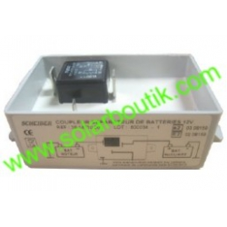 Séparateur de batterie 24v 70A 300Ah SCHEIBER 38.12006.00