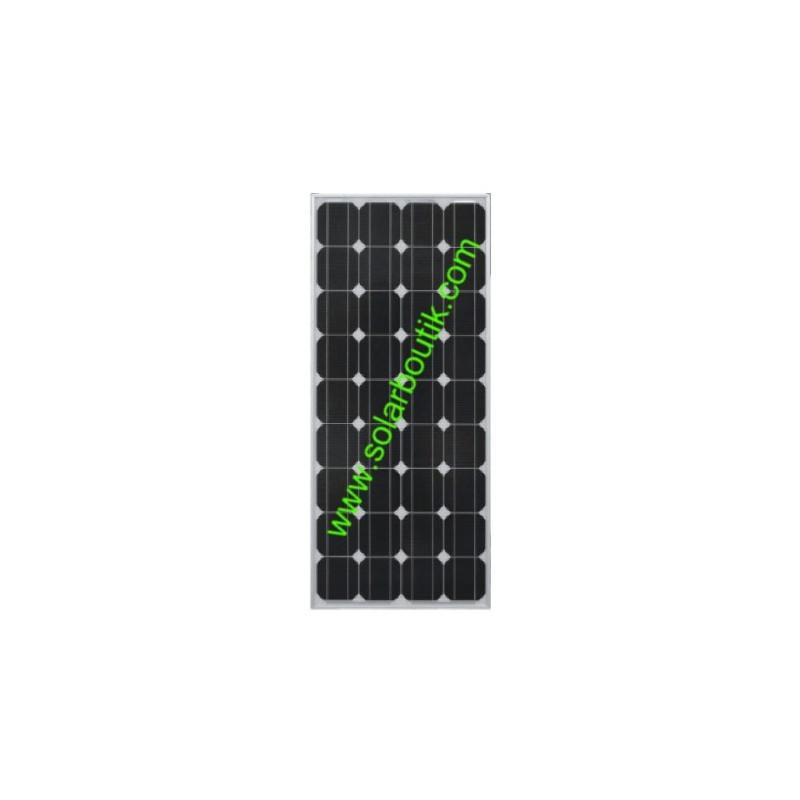 Panneau solaire 100w 12v monocristallin