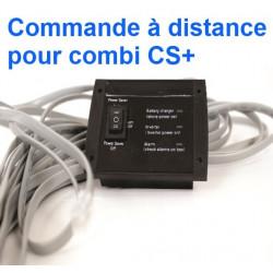 Commande à distance pour Combinés CS+