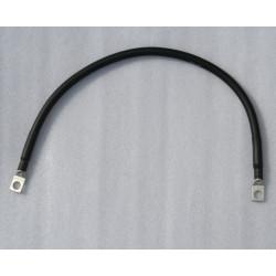 Câble batterie 16 mm² Noirs avec cosses 50cm