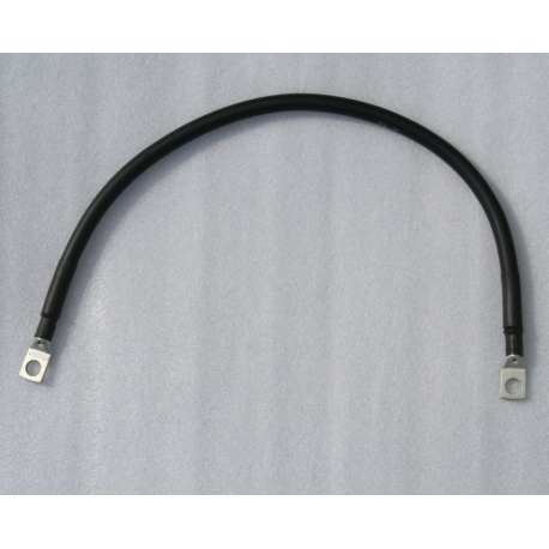 Câble batterie 35 mm² Noirs avec cosses 50cm