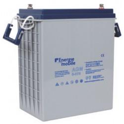 Batterie AGM 6v 370Ah