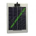 Panneau solaire semi-rigides 10w 12v série MT inox