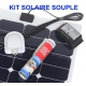KIT SOLAIRE SOUPLE 120 W CAMPING CAR