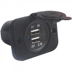 Prise USB batterie 12 volts