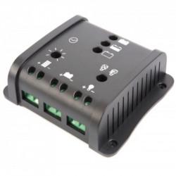Régulateur EML 15A 12/24v Energie Mobile
