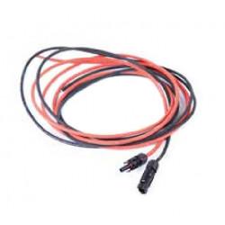 Câble avec connecteur MC4