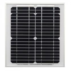 Panneau solaire 10W 12v 306x360x17mm