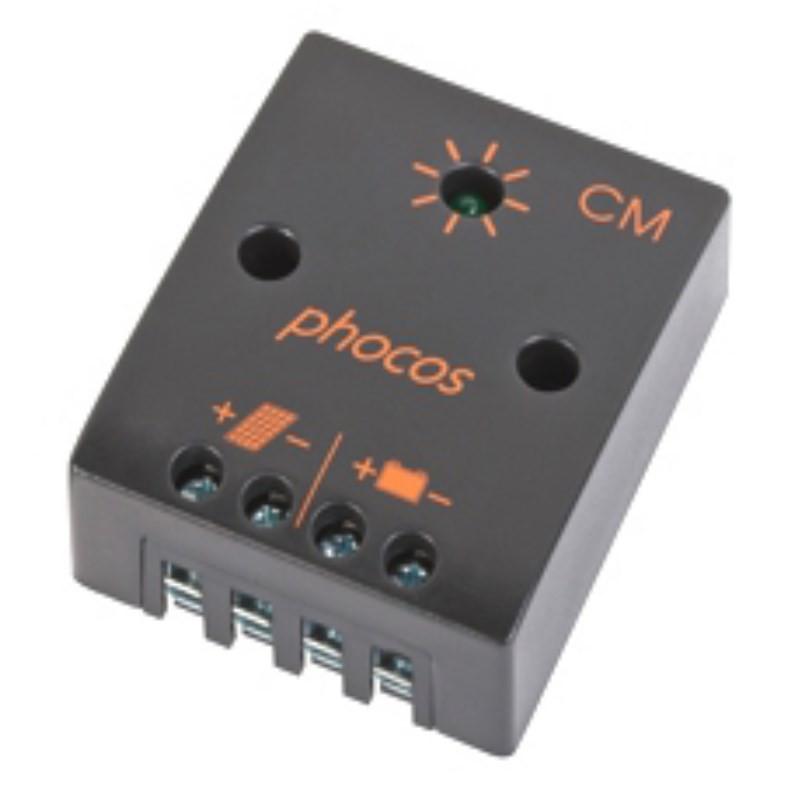 Régulateur solaire 10A Phocos CM10