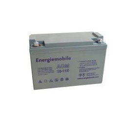 Batterie AGM 12v 12Ah Sunlight