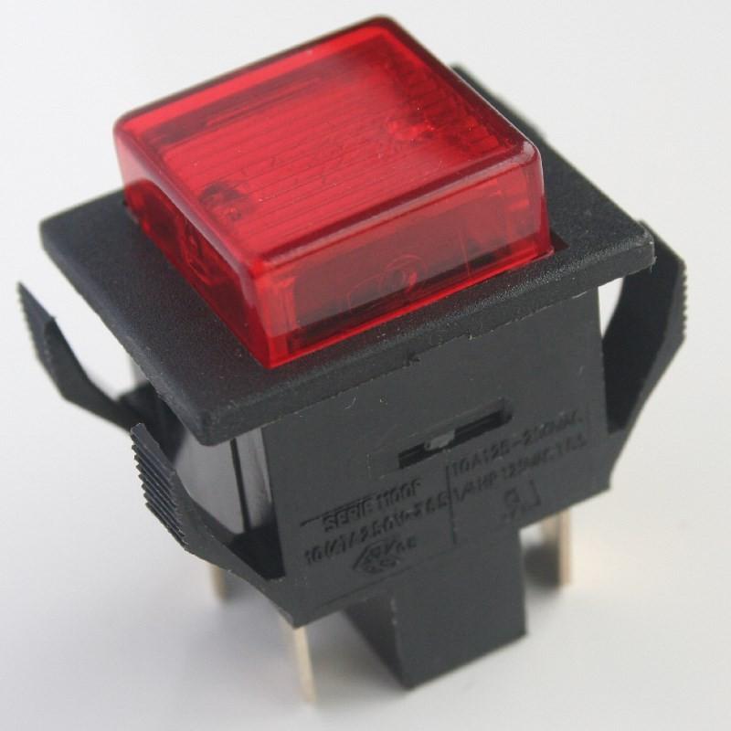 Interrupteur 230V pour centrale SCHEIBER
