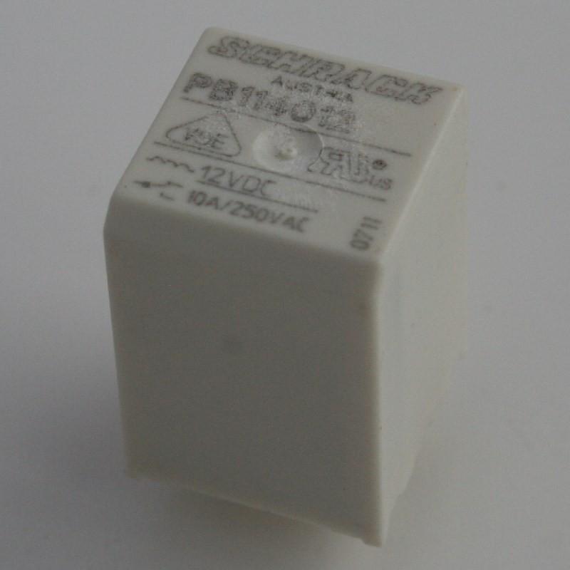 Relais SCHRACK 10A inverseur pour circuit