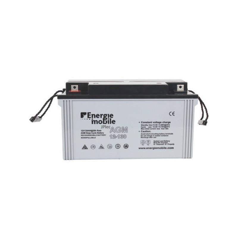 Batterie AGM 12v 120 / 130Ah