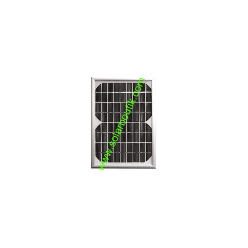 panneau solaire monocristallin 12v 5w. Black Bedroom Furniture Sets. Home Design Ideas