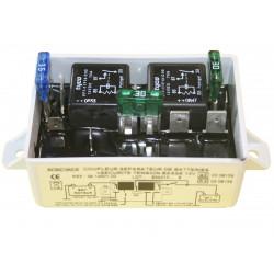 Séparateur de batterie avec securité tension basse SCHEIBER