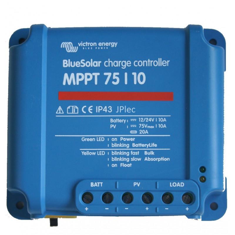 Régulateur MPPT 10A Victron 12/24V